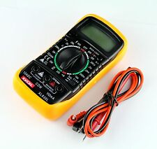 NEW* Large Digital Multimeter Hand Held Tester Electrical LCD Screen