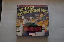 Nester's Funky Bowling (Nintendo Virtual Boy) Brand New!