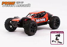 Radio Remote Control RC Auto 1 / 10th ELECTRIC TRUCK PRONTO A CORRERE primo DESERTO UK