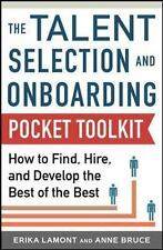 TALENT SELECTION AND ONBOARDING TOOL K - ERIKA LAMONT ANNE BRUCE (PAPERBACK) NEW