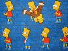 Simpsons, I didn't do it Fabric FQ -rare Fat Quarter