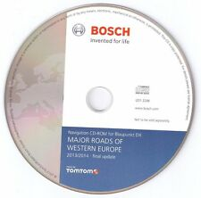 TravelPilot Navigations CD Europa DX 2014 Tele Atlas Blaupunkt Bosch Europe