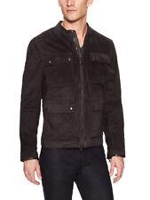 John Varvatos Star USA  Suede Jacket, $698,L