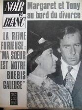 LUCETTE RAILLAT ET LES HOMMES DELON DARC TISOT NOIR ET BLANC N° 1321 de 1970