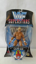 Jakks Pacific 1996 WWF World Wrestling Federation Sycho Sid MIB #A3321