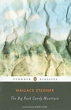 The Big Rock Candy Mountain by Wallace Stegner (2010, Paperback, Revised)
