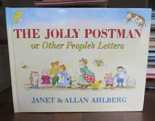The JOLLY POSTMAN or Other People's Letters Janet Allan Ahlberg Complete Inserts