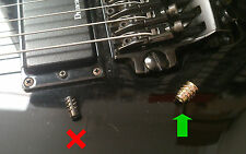 IBANEZ mtm2 MICK THOMPSON PONTE mod Fix Signature