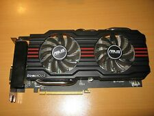 ASUS GeForce GTX 660 2 GB DirectCU II graphics card / PERFECT