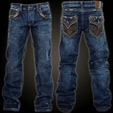 NEW! $135 AFFLICTION 110RS180 BLAKE BURNING VALDEZ JEANS SIZE 34 x 36