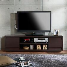 TV 70 Inch Entertainment Center TV Console TV Stand W Drawers Storage TV Table