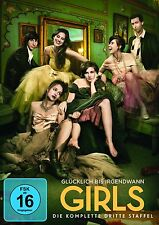 GIRLS, Staffel 3 (Lena Dunham) 2 DVDs NEU+OVP