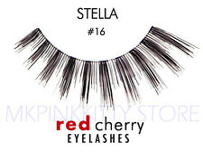 Red Cherry Lashes #16 False Eyelashes  Fake Eyelashes