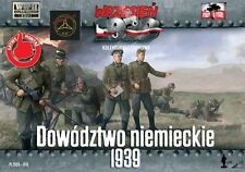 1/72 First to fight PL1939-018 German Headquarters 1939 (officers figures set)