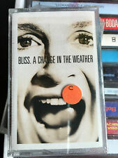 MC  Sealed!!   BLISS A Change in The Weather ((( NO LP CD -