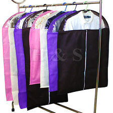 5 x Strong Suit Cover Skirt Dress Garment Coat Clothes Shirt Travel Bag Carrier