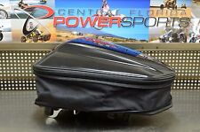 Genuine Yamaha Oem Black Rear Seat Cowl Storage Bag 2015 YZFR3 R3 1WD-F47G0-T0