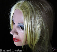 MARILYN MASK - Real. Female Latex Diva Frauenmaske Crossdresser Transgender Gum