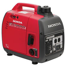 Honda EU2000i 2000 Watt Portable 3-YR WARRANTY - AUTHORIZED HONDA DEALER