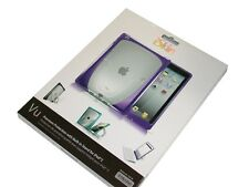 New iSkin Vu Case with Stand for iPad 2 - Purple -IPDVU2-PE3 FREE SHIPPING