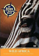 NEW - BBC Atlas of the Natural World: Wild Africa
