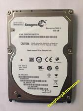 """New 2.5"""" 500GB 5400 RPM Seagate Momentus 5400.6 Internal HDD ST9500325AS"""
