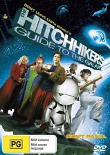 The Hitchhiker's Guide To The Galaxy NEW R4 DVD