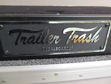 Trailer Trash Pedalboard And Road Case