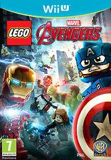 LEGO Marvel's Avengers Nintendo WII U IT IMPORT WARNER BROS
