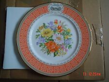 Elizabethan China THE 1992 CHELSEA FLOWER SHOW PLATE Collectors Plate Boxed