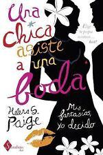 Una chica asiste a una boda (Spanish Edition)