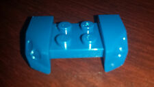 LEGO, dark blue x2 Vehicle Mudguard 2 x 4 with Headlights Overhang (=2 pieces)