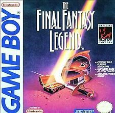 ***FINAL FANTASY LEGEND GAME BOY COSMETIC WEAR~~~