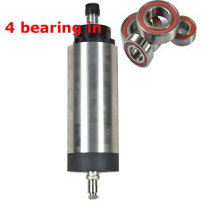 TOP 1.5KW FOUR BEARING ER16 AIR-COOLED SPINDLE MOTOR ENGRAVING MILL GRIND
