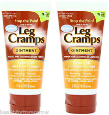 Hyland'S Leg Cramps Ointment 2.5 oz ( Packs of 2)