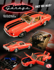 1968 Shelby GT500KR Coral TOMS GARAGE 1:18 GMP 1801805