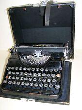 Grand antique Machine à écrire Continental TOP Déco