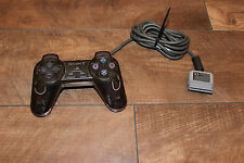 OFFICIAL GENUINE OEM SONY Grey Gray Translucent Playstation 1 PS1 Controller
