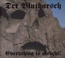 DER BLUTHARSCH Everything Is Alright CD Digipack 2008