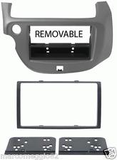 Kit di fissaggio per autoradio ISO/Doppio DIN Honda Jazz 08