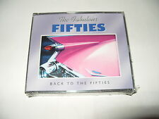 The Fabulous Fifties Back To The Fifties 3 cd box set time life 50 tracks 2003