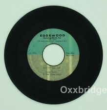 RUDY WEST The Five Keys EDGEWOOD ACETATE Washington DC Northern Soul RARE 1950