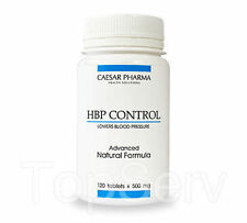 HBP Control - HYPERTENSION HIGH BLOOD PRESSURE NATURAL HERBAL PILLS IT WORKS !