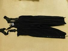 MILITARY POLARTEC COLD WEATHER OVERALLS SIZE MED -SHORT / REGULAR