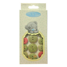 Me To You Easter Wooden Buttons for cards and crafts - Free UK Postage