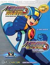 The Mega Man Battle Network Vol. 3 : Official Strategy Guide by Greg Sepelak...