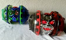 Silverlit Head Shotz Battle Balls - No Remotes - For Parts - Working Balls 2011