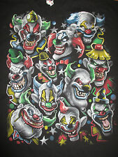 2011 Retro KILLER KLOWNS FROM OUTER SPACE (2XL) T-Shirt