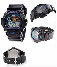 GLX-6900-1 Black Genuine Casio Watch G-Shock G-Lide White Tide Graph Moon