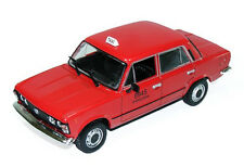 Fiat 125P TAXI - 1/43 - DeAgostini - Cult Cars of PRL - 'S'